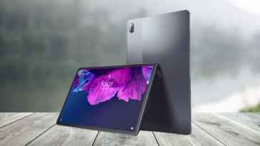Lenovo prepping an OLED P12 Pro tablet for the market