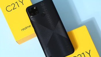 Realme introduces the Vietnamese C21Y to Indian markets