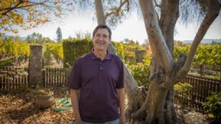 Angel-funded winemaker Tom Shula