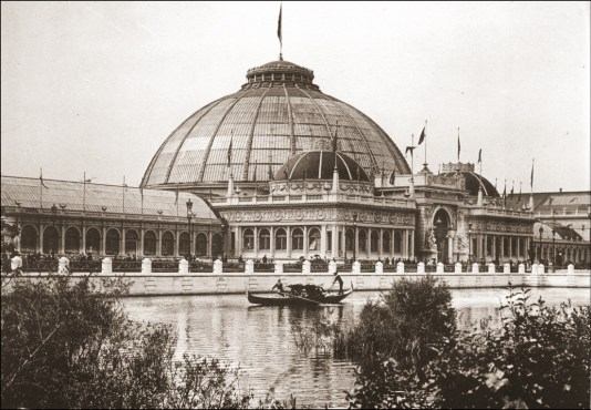 Horticultural Building, 1893 World's Fair