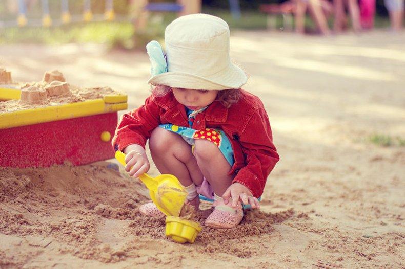 Песочница - как опыт первого социального общения - 3