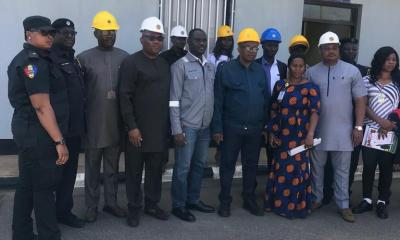 2 - GROUP Photo Shot of Participant @ The Test Running of SAFT Equipments (4)