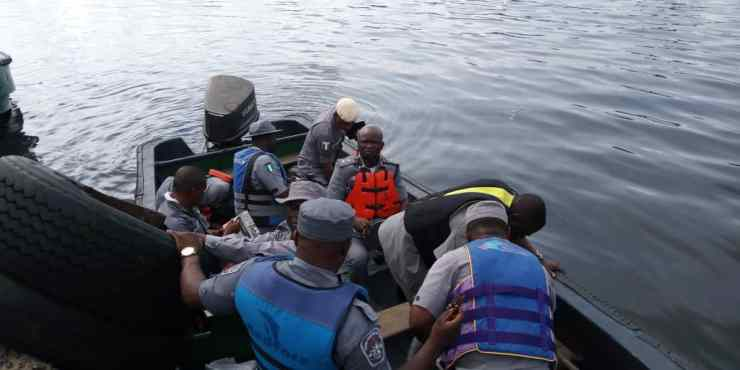 Leads another operations on waterways