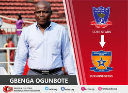 Gbenga Ogunbote Signs One-Year Contract with Sunshine Stars