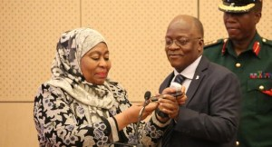 Suluhu to become first Female Tanzanian President after Magufuli's death
