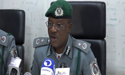 Customs Generates Over N1Trillion in 6 Months as CGC Extends Private Aircraft Verification for 2 Weeks