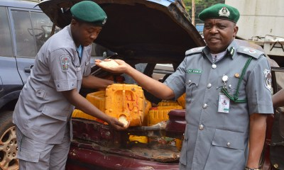 NCS Ogun 1 Area Command Seizes 58 Trailer Loads of Smuggled Parboiled Rice, Others in Six Months