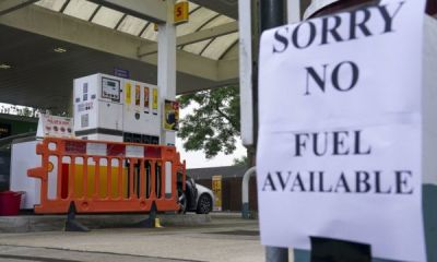 UK Suspends Competition Law to Get Petrol to Forecourts