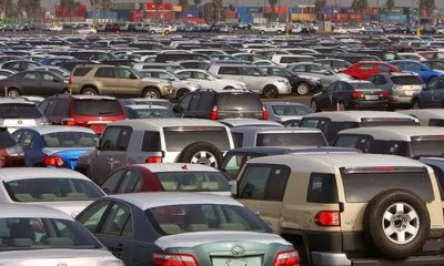 Nigeria Spends N601.51 Billion on Importation of Vehicles in H1 2021