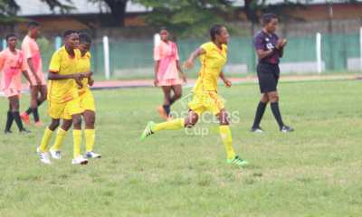 Edo Queens Hat-trick Heroine Emem Essien Happy To See Her Hard Work Paying Off With Goals.