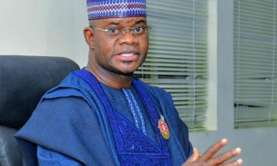 Kogi State urges EFCC to Make Findings On N20 Billion Bailout Fund Public