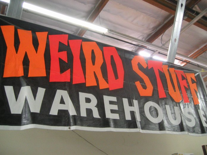 weird stuff warehouse