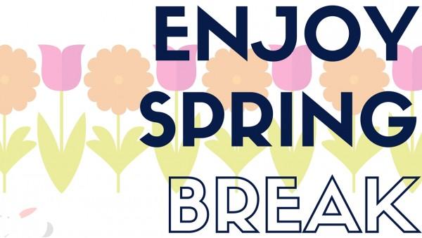 Spring Break Runs March 14-18