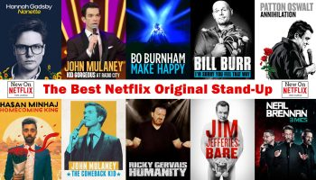 What Are The Best Netflix Original Stand-Up Specials Right