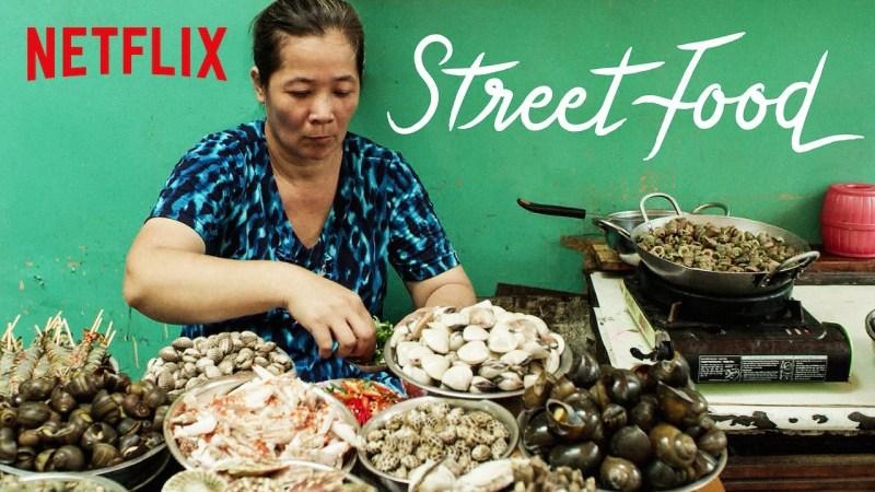 Risultati immagini per street food netflix