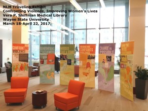 NLM Traveling Exhibit Banners