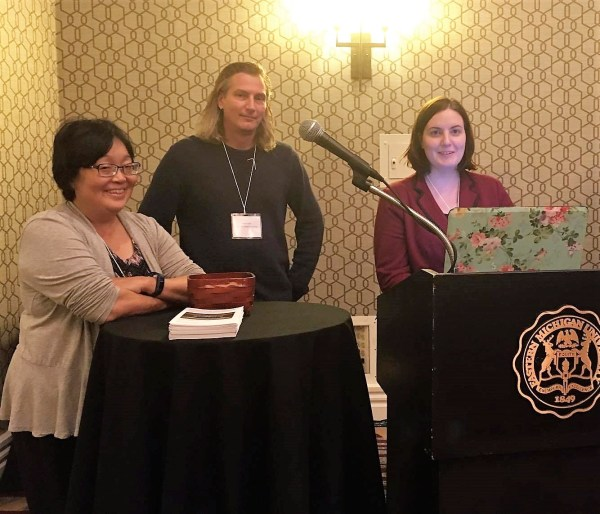 Kellie Kaneshiro, Jason Lilly and Jennifer Herron present Realizing Medicine: How Virtual Reality & Augmented Reality are Impacting Medical Practice and Education.