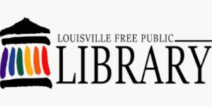 Louisville Free Public Library logo