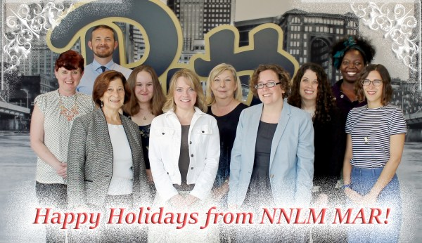 Happy Holidays from NNLM MAR