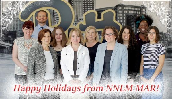 Happy Holidays from NNLM MAR