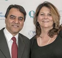 Zubair M. Khan, MD, and Lisa McKevitt, RRT, RPSGT, RST