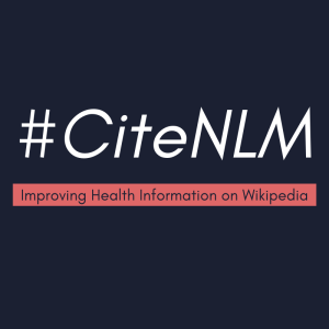 #CiteNLM; improving health information on Wikipedia
