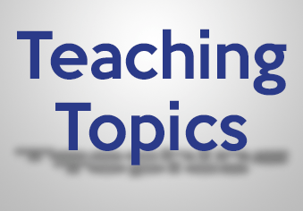 Teaching Topics logo