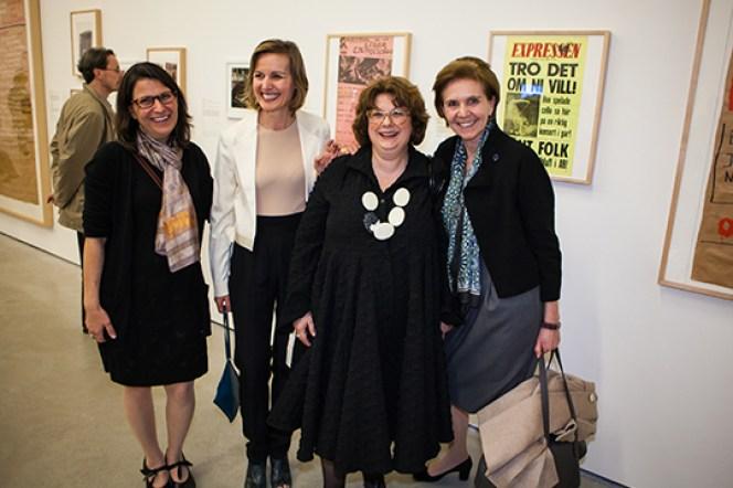 WEBCorinne Granof Sabine Breitwieser Lisa Corrin and Brigitta Pallauf 1