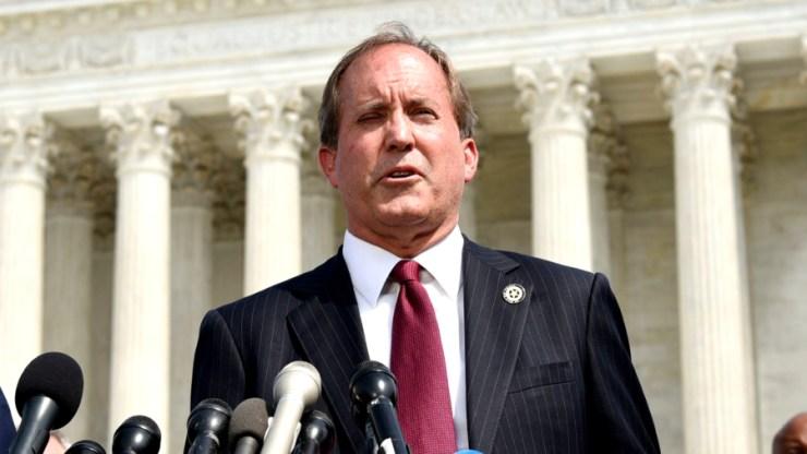 Biden Won't Undo the Second Amendment in Texas On My Watch: AG Paxton