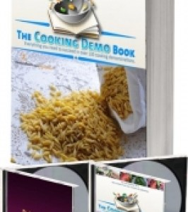 Cooking Demo Volume 1 and 2