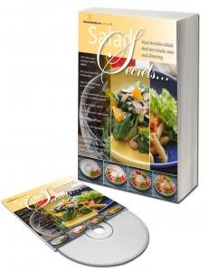 Salad Secrets Book