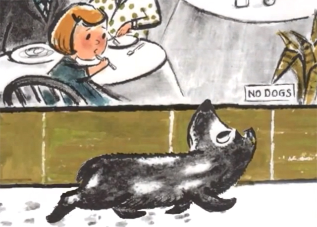 Video Harry The Dirty Dog Read By Betty White Orvis News