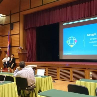 Google for Media's Presentation