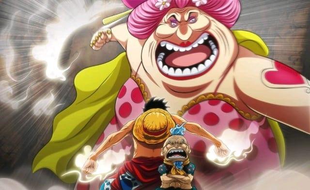 Nalendra yogeswara 21 april 2021, 15:48 wib. One Piece Wallpaper One Piece Luffy Vs Big Mom Anime
