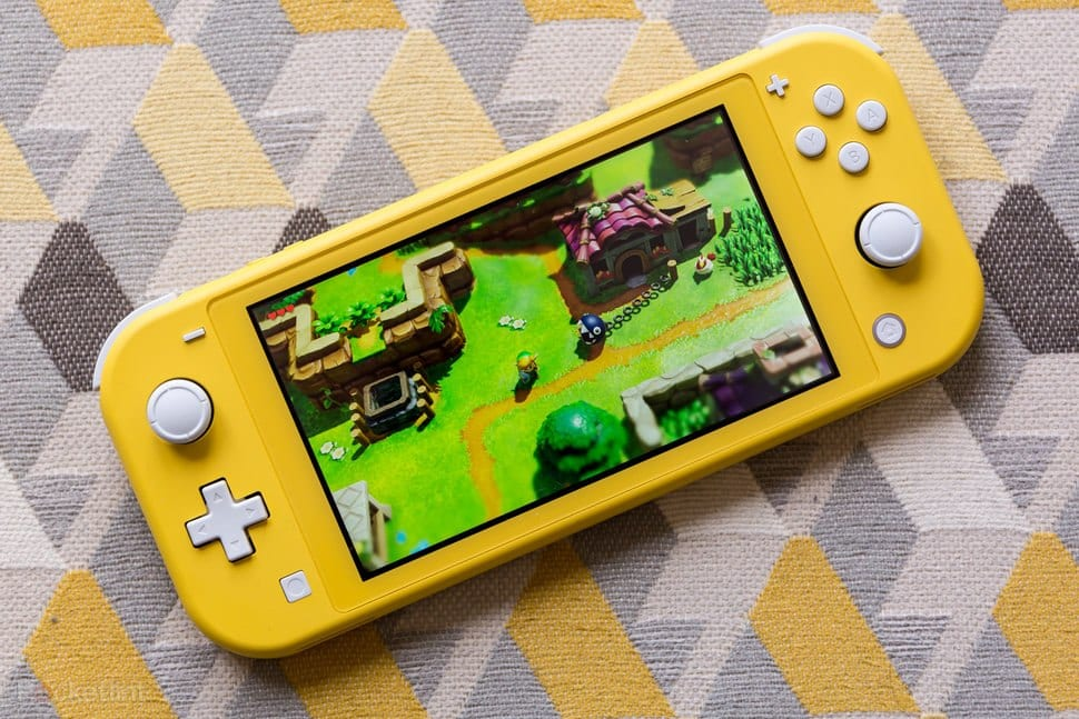Nintendo Will Bring More 3DS Games to the Switch