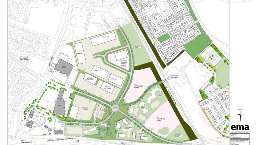 Mixed Use Development at Spott Road