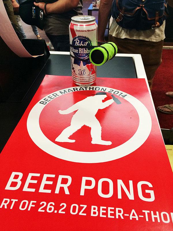 Outdoor Retailer Beer Marathon