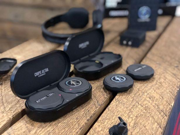 wireless helmet audio CES 2019