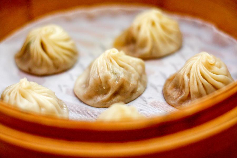 Shanghainese Xiao Long Bao