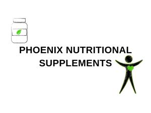 Phoenix Nutritional Supplements