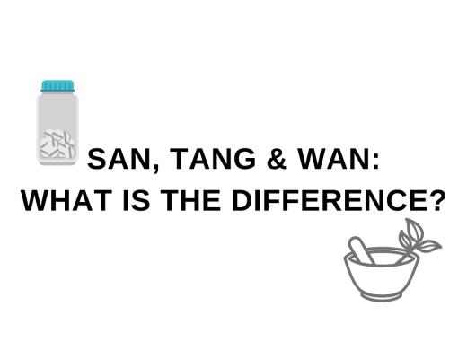 San Tang and Wan