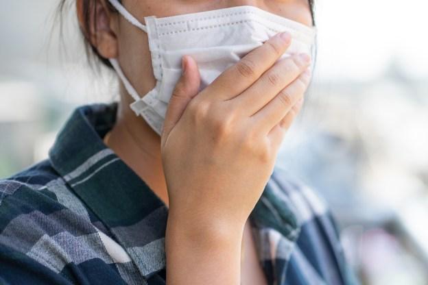 Coronavirus-mask-potential-acupuncture-needle-shortages