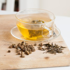herbal tea workshop - conducting TCM business online