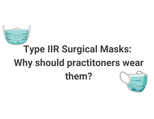 Type IIR Masks