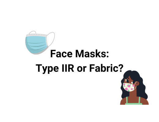 Face Masks: Type IIR or Fabric?