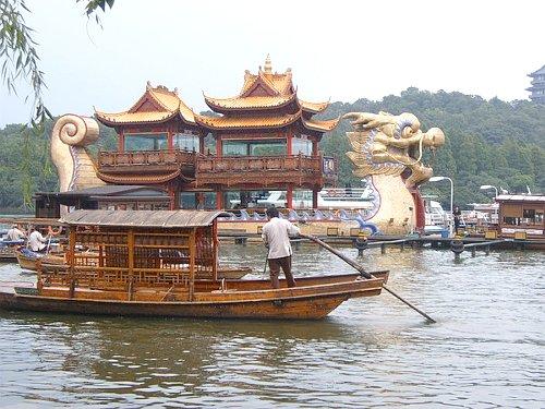 เมืองถังโจว ประเทศจีน