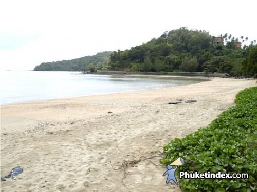 ที่ดินลงชายหาด บริเวณเกาะสิเหร่