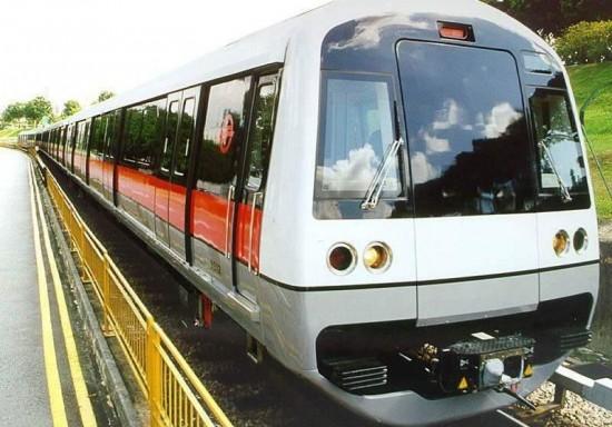 รถไฟรางเบาที่ประเทศสิงคโปร์