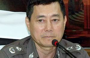 พล.ต.ต.พิกัด ตันติพงศ์ ผู้บังคับการตำรวจภูธรจังหวัดภูเก็ต