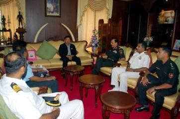 ผู้บัญชาการทหารเรืออินเดีย